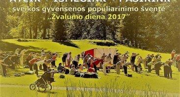 ŽVALUMO DIENA 2017