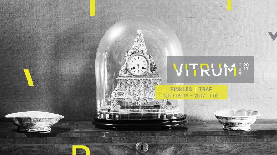 Vitrum Balticum 2017. Pinklės!