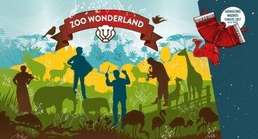 Zoo Wonderland: Nuotykiai laukiniame mieste