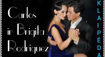 Šeštadieninė Argentinos Tango Mokykla KLAIPĖDOJE