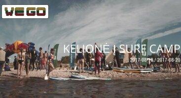 Keliaujame į paskutinį Surf Camp!