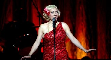 "Gunhild Carling ir Kauno bigbendas ""Swing Out SHOW"""
