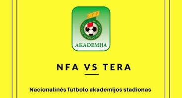 NFA - Tera. LFF II lygos Pietų zonos 6 turas