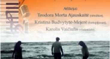 Fortepijoninio trio koncertas vasaros pabaigai