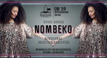 Nombeko akustinis koncertas