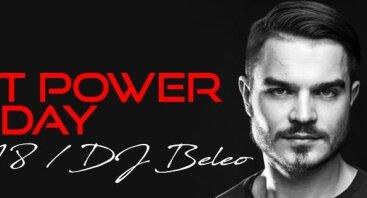 Hot Power Friday: DJ BELEO
