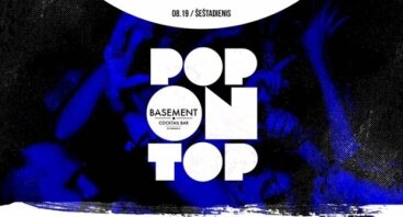 Pop on Top Party