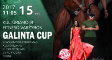 """Kultūrizmo ir fineso varžybos """"Galinta cup"""" ir projekto """"Fit model Lietuva"""" merginų pasirodymas"""