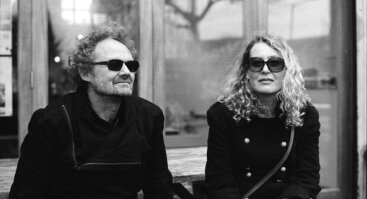 Rusų britų grupė Rina Green ir bosistas A.Titovas (Akvariumas)