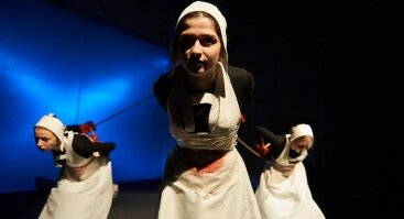 """Teatras """"Publicist"""" (Ukraina): """"Mobis Dikas. Išplaukimas"""" (""""Moby Dick. The Sailing"""")"""