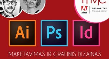 Maketavimas ir grafinis dizainas (Basic)
