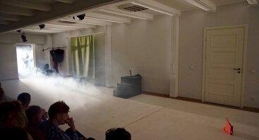 "Teatro trupė ""Teatronas"": Balandis"
