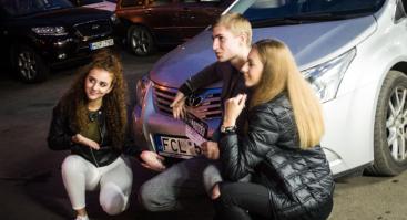 Šturmas - orientacinės varžybos automobiliais