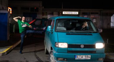 Olybet Šturmas - orientacinės varžybos automobiliais Kaune
