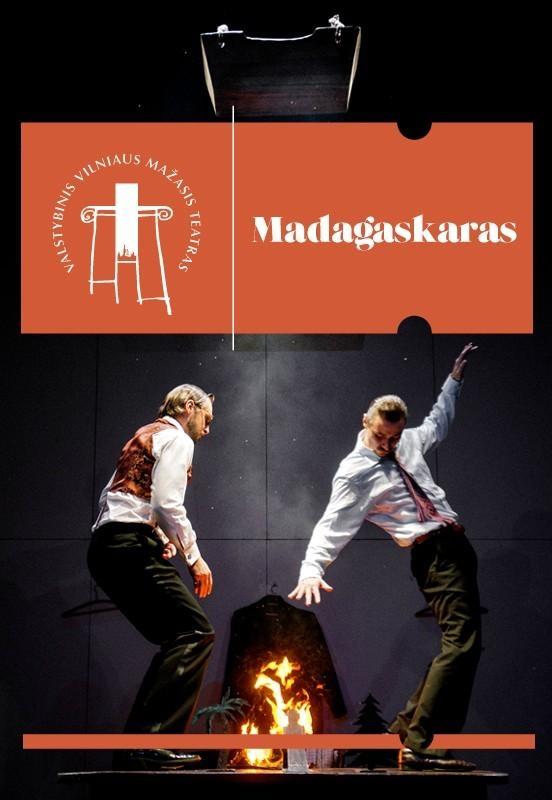 """VMT spektaklis """"MADAGASKARAS"""""""