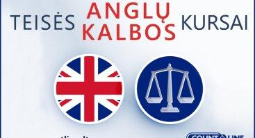 Teisės anglų kalbos kursai 2017.10.23 - 2017.11.27
