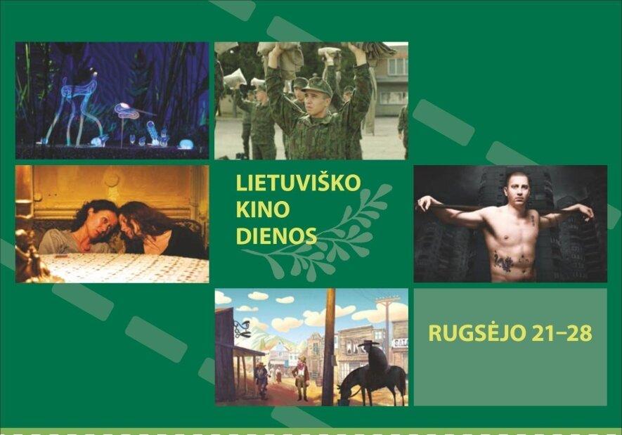 Lietuviško kino dienos 2017