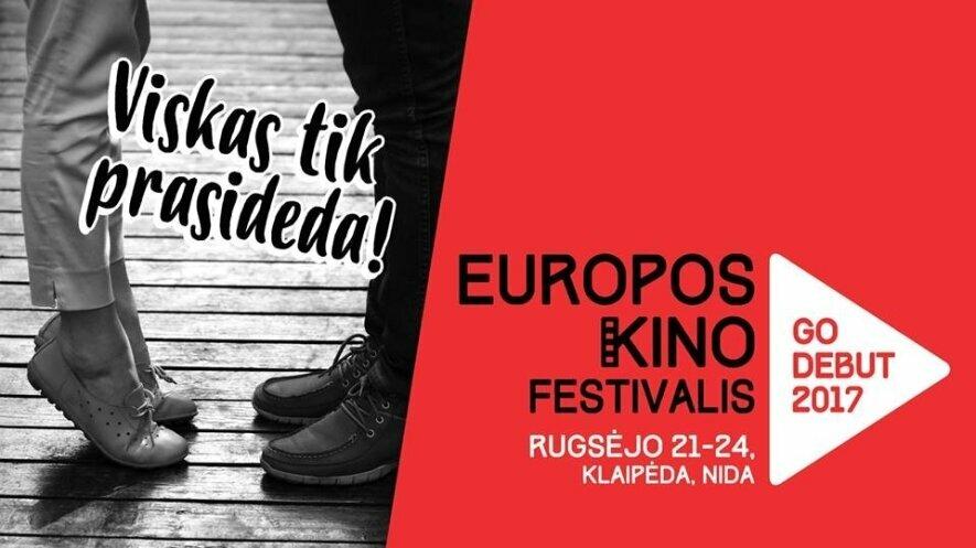 """Europos kino festivalis """"GoDebut 2017"""""""