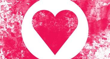 """Rekordo siekimas """"Aš myliu savo širdį"""""""