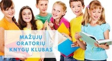 Mažųjų Oratorių knygų klubas