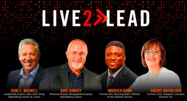 LIVE2LEAD: Lietuva 2017 konferencija