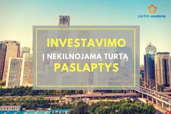 Investavimo į NT paslaptys