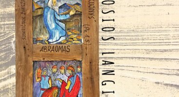"""Antano Bernatonio tapybos darbų paroda """"Ką pasakoja senosios langinės"""""""