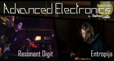 Advanced Electronics: Resonant Digit, Entropija
