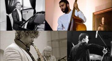 Edgar Sabilo International Quartet