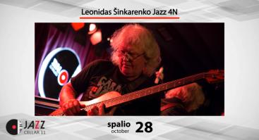 Leonid Šinkarenko Jazz 4N