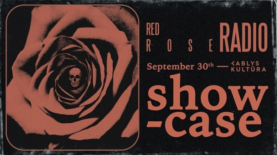 Red Rose Radio Showcase