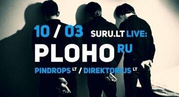 Suru.lt live: Ploho