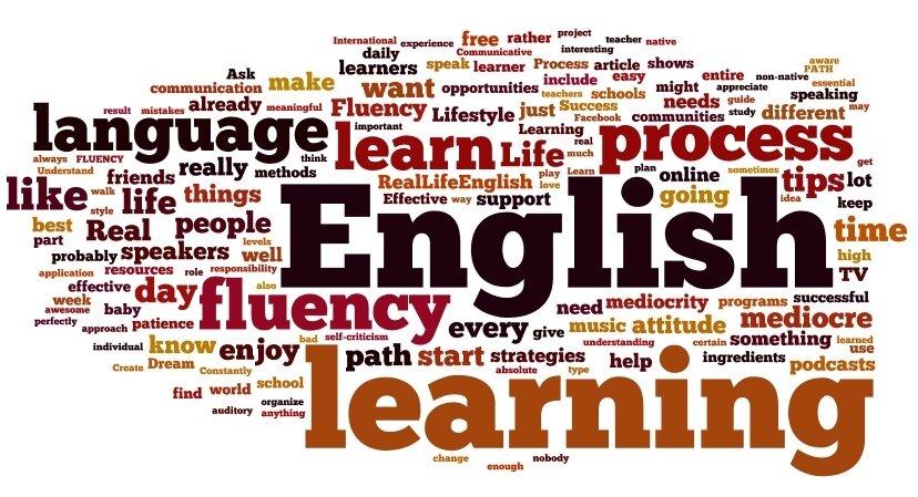 Anglų kalbos kursai suaugusiems.