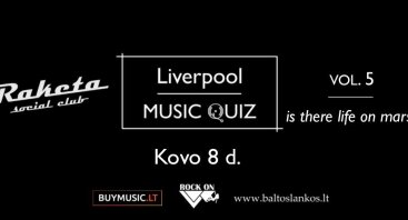 Liverpool MUSIC QUIZ