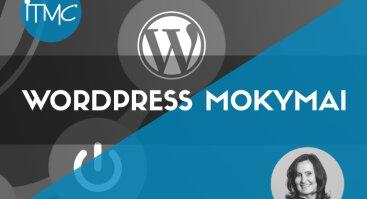 WWW puslapių kūrimas su WordPress