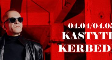 KASTYTIS KERBEDIS, Velykinis koncertas