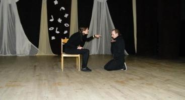 Teatras. Naujų narių priėmimas