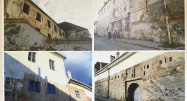 """Tapybos ir fotografijos paroda """"Vienos gatvės istorija"""""""