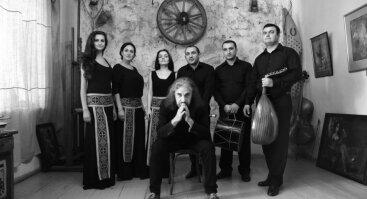 Naghash Ensemble - sakralinė muzika iš Armėnijos