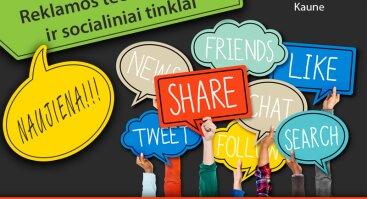 Reklamos technologijos ir socialiniai tinklai