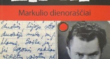 """Dr. Arvydo Anušausko knygos """"Išdavystė. Markulio dienoraščiai"""" pristatymas"""
