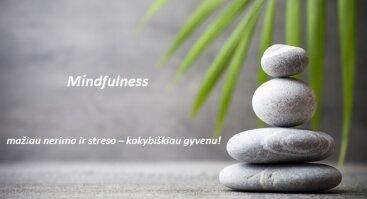 Mindfulness pratybų grupė