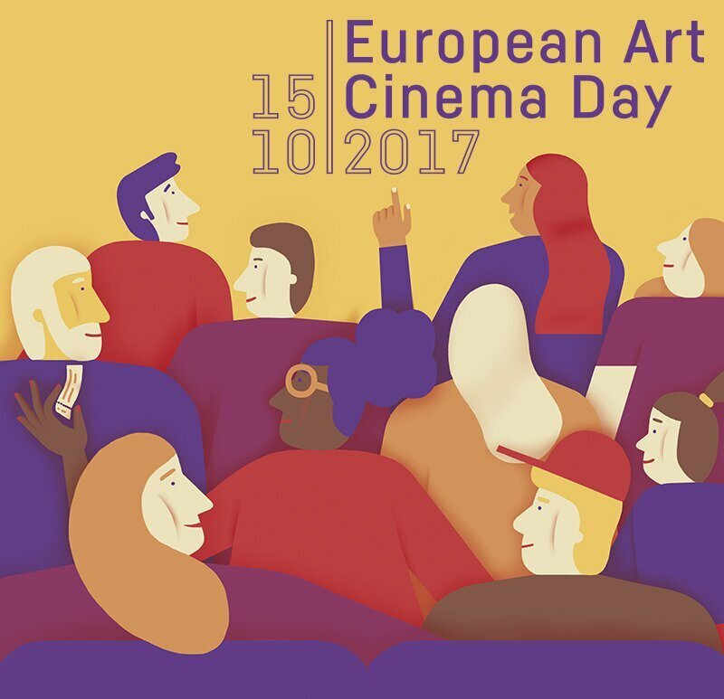"Europos kino diena. Nemokamas filmo ""Baigiamieji egzaminai"" seansas"
