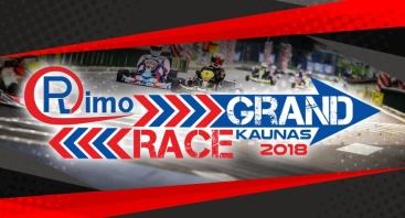 Rimo Grand Race Kaunas 2018