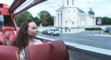 Pasaulinė turizmo diena Vilniuje