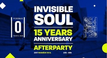 Invisible Soul 15 Years Anniversary Afterparty