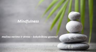 Šeštadieninė Mindfulness pratybų grupė