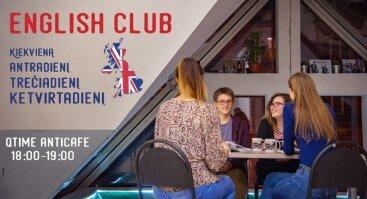 English Club (Anglų Klubas)