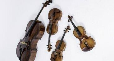 """Styginių kvartetas """"Archi quartett"""": POP & ROCK Strings"""