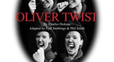 "Spektaklis ""Oliver Twist"" (anglų k.)"